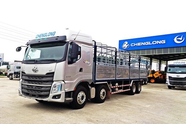 Tại sao nhiều người thích mua xe tải thùng mui bạt Chenglong?