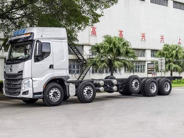 Ưu điểm hoàn hảo của xe tải 5 chân Chenglong