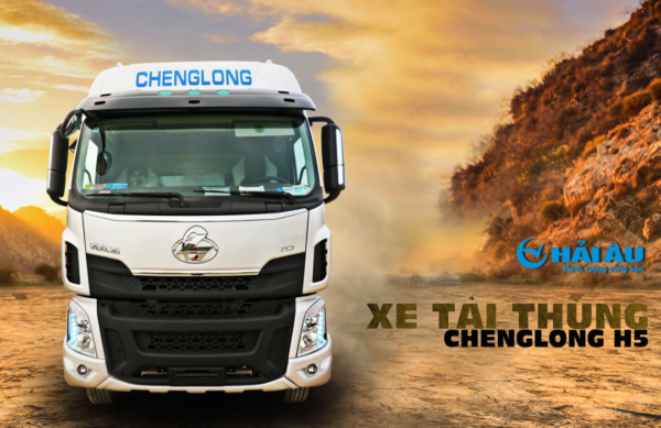 Xe Tai Thung Chenglong H5 6x4 270hp 7