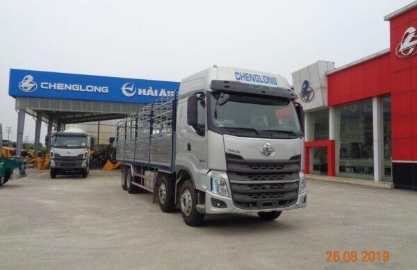 Xe Tai Thung Chenglong H7 8x4 330hp 3