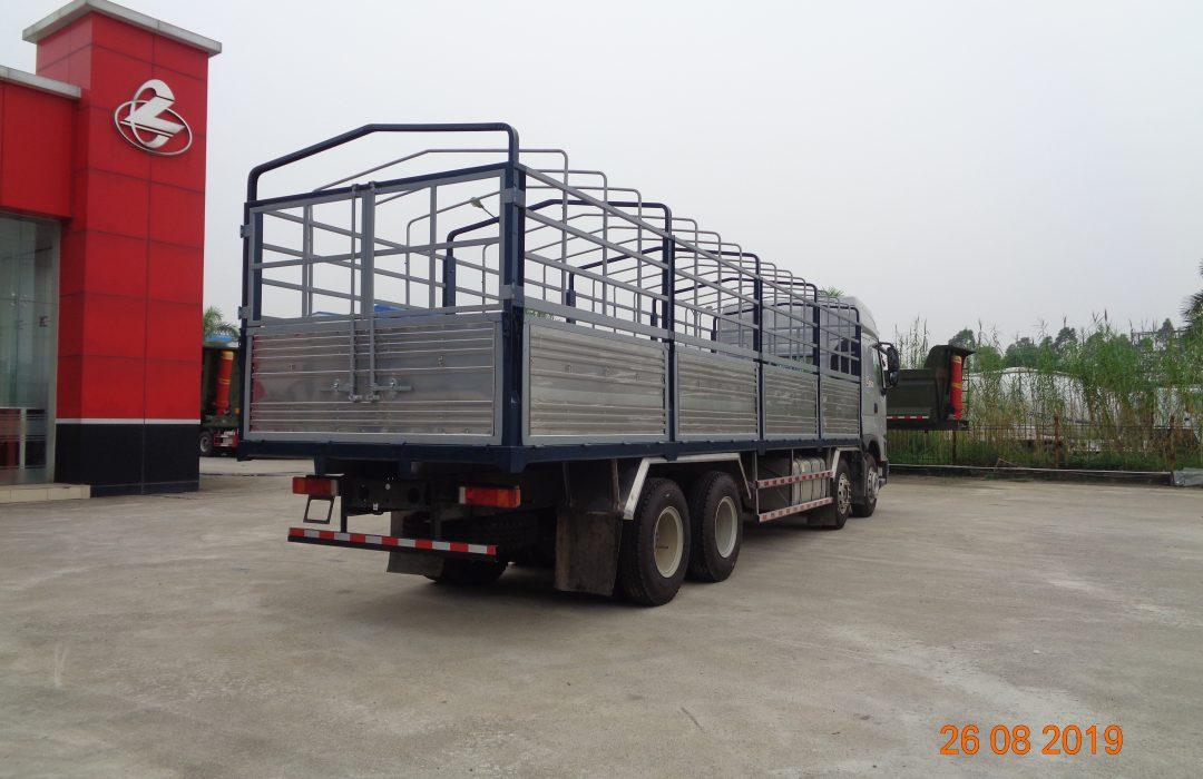 Xe Tai Thung Chenglong H7 8x4 330hp 4