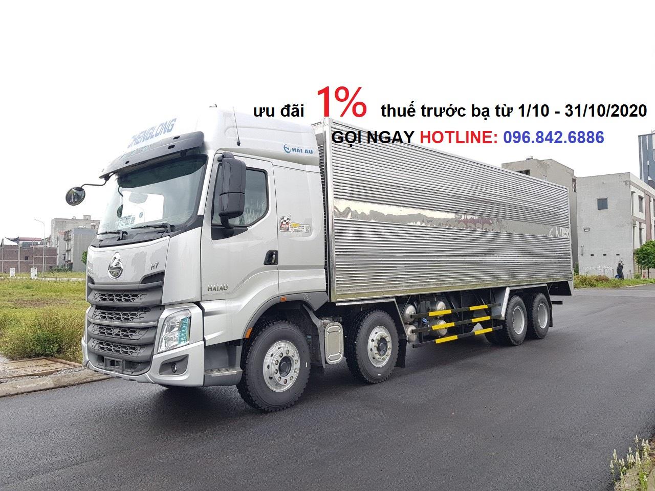 Giá xe tải Chenglong 4 chân, chenglong giá tốt nhất