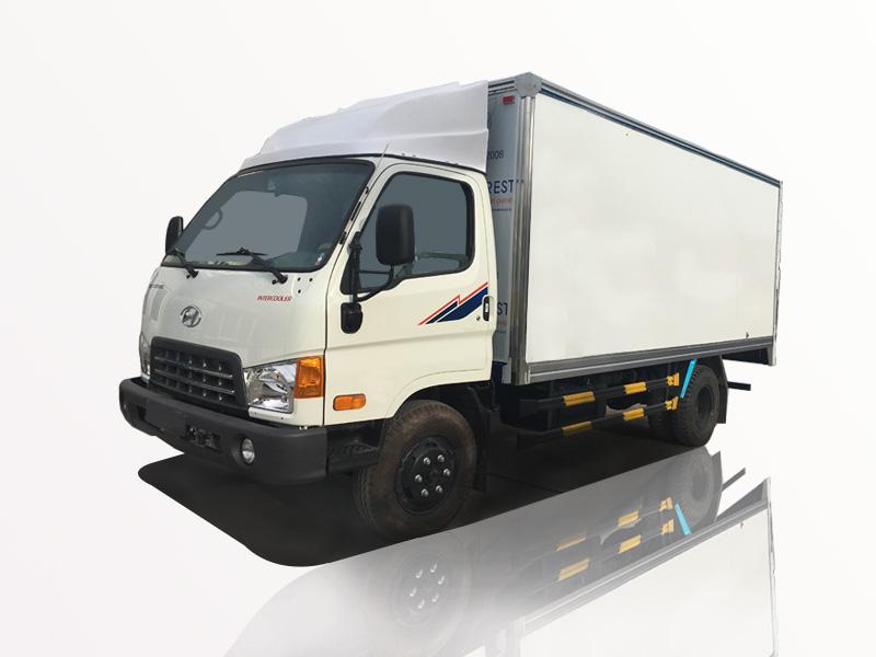 Xe tải chenglong