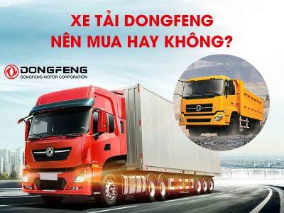 Co Nen Mua Xe Tai Dongfeng