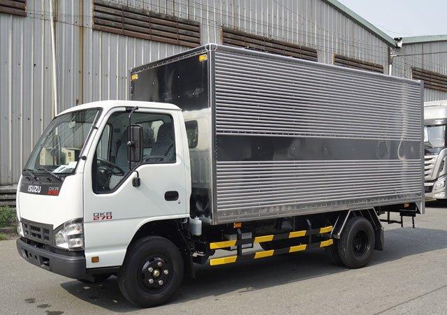 giá xe tải isuzu, đánh giá xe isuzu