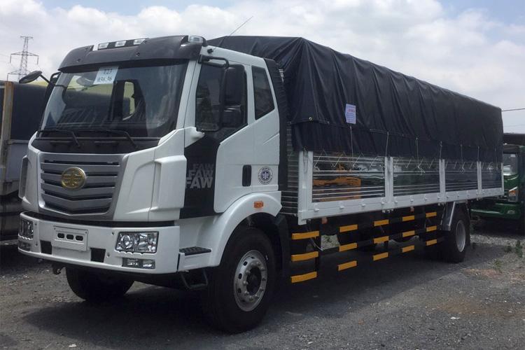 xe tải faw giá rẻ xe tải chenglong