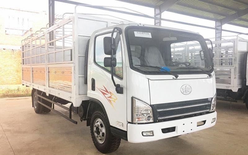 Đánh giá xe tải Faw cùng Hải Âu