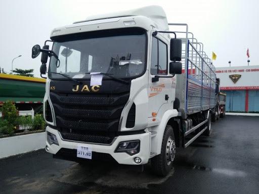Giá xe tải Jac tốt