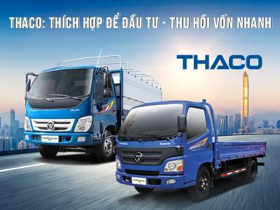 Cùng Hải Âu Đánh giá xe tải Thaco