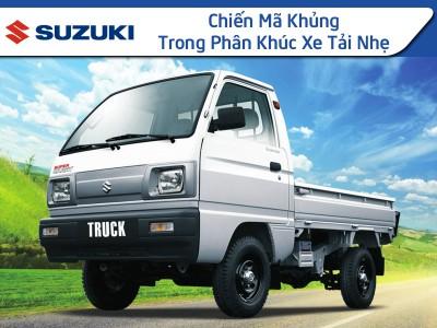 Xe Tai Suzuki Chien Ma Khung Trong Phan Khuc Xe Ta Nhe
