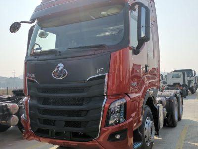Đầu Kéo Chenglong H7 Luxury 480hp 3